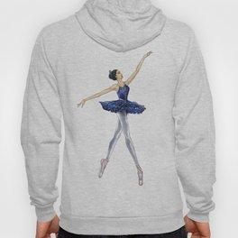 Ballerina Style Hoody