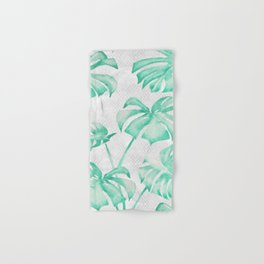 city leaf Hand & Bath Towel