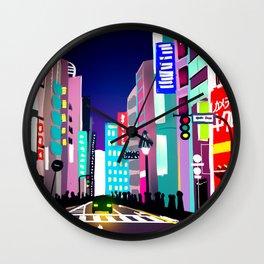 渋谷 Wall Clock