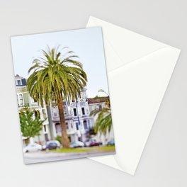 Tilt Shift San Francisco Stationery Cards