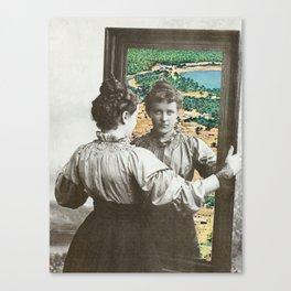 Same Origins Canvas Print