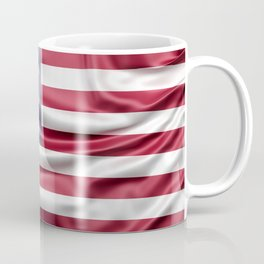 Flag of United States of America Coffee Mug