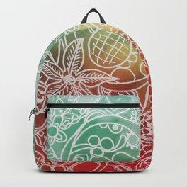 Christmas Bling Backpack
