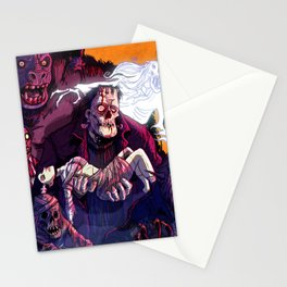 HALLOWEEN PARADE Stationery Cards