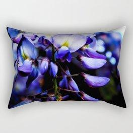 Flowers magic 2 Rectangular Pillow