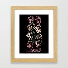 Committee Framed Art Print