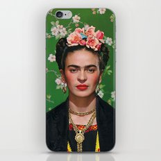 Frida Kahlo Photography I iPhone Skin