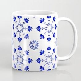 blue morrocan dream no2 Coffee Mug