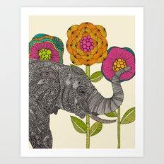 Aaron Art Print