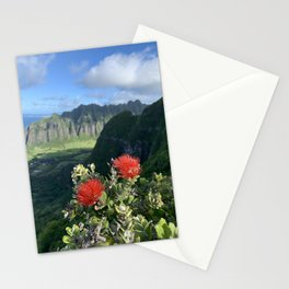 ʻŌhiʻa Lehua Stationery Cards