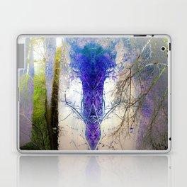 He waits inside the forest Laptop & iPad Skin