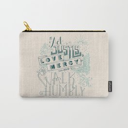 What is Good? Carry-All Pouch