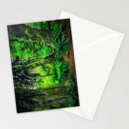 Mossy Giants Stationery Cards
