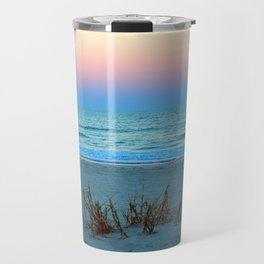 Seaside Sunset Travel Mug