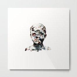 Boy Colour 2 Metal Print