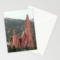 Spires - Garden of the Gods Stationery Cards