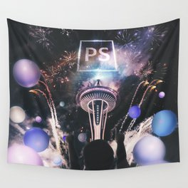 YOUR OWN WORLD Wall Tapestry
