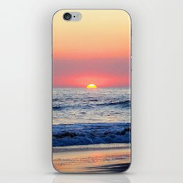 Sunset at Manuel Antonio iPhone Skin