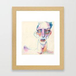 Mqe Framed Art Print
