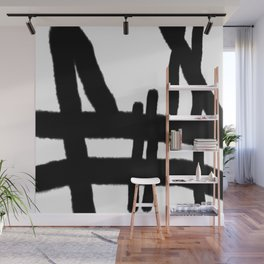 erase the wrong mistake Wall Mural