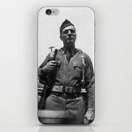 American Soldier iPhone Skin