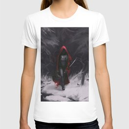 Big red riding hood T-shirt