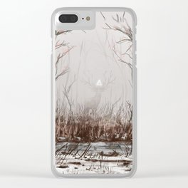 Guardian of the relic Clear iPhone Case