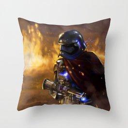 Phasma Throw Pillow