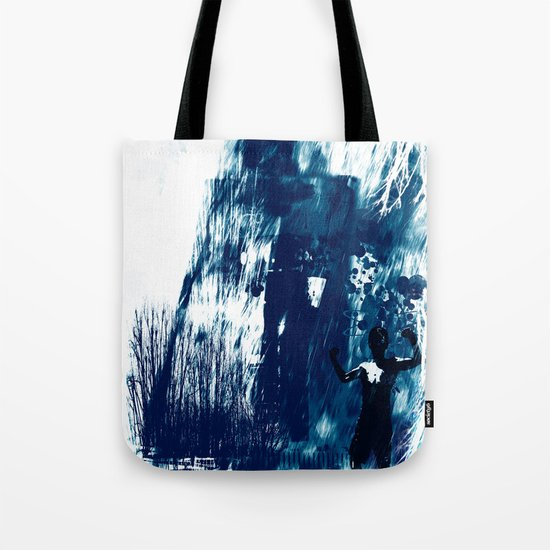 storm powerade Tote Bag