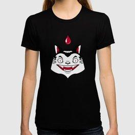 Count Dracula Von Kitteh T-shirt