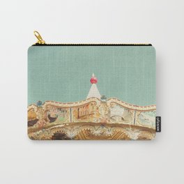 Carousel Lights Carry-All Pouch