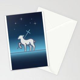 Lamb of God Stationery Cards