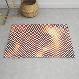 Sensually Through Space IX Rug