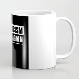 Make Racism Wrong Again Gift Coffee Mug