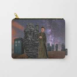 10th Doctor  Carry-All Pouch