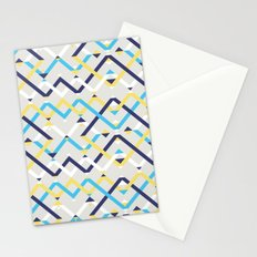Navy Stationery Cards