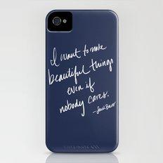 Beautiful Things Slim Case iPhone (4, 4s)