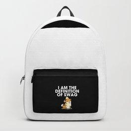 Swag monster Backpack