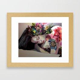 Indelible Framed Art Print