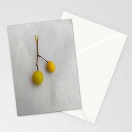 Melia azedarach L Stationery Cards