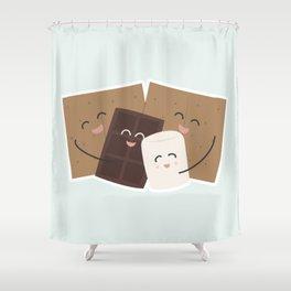 Group Hug! Shower Curtain