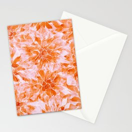 The Smell of Spring 3 / Monochrome / Apricot Stationery Cards