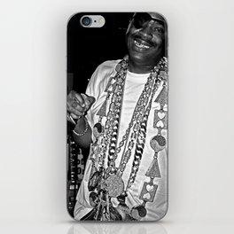 Slick Rick the Ruler iPhone Skin
