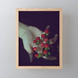 Bold Framed Mini Art Print