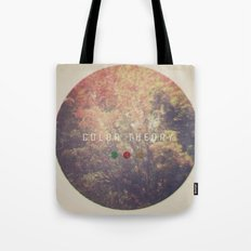 Color Theory Tote Bag