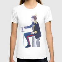 cumberbatch T-shirts featuring Benedict Cumberbatch - Hamlet by enerjax