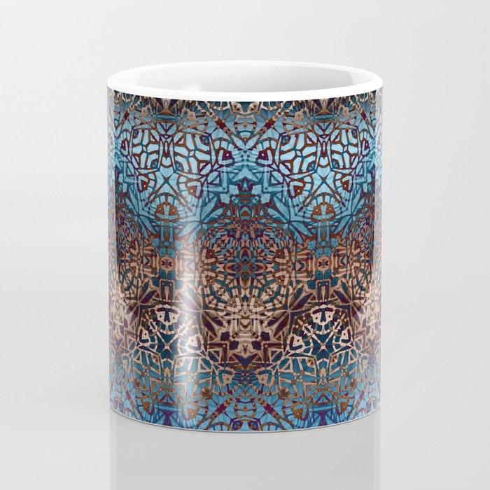 Ethnic Tribal Pattern G329 Coffee Mug