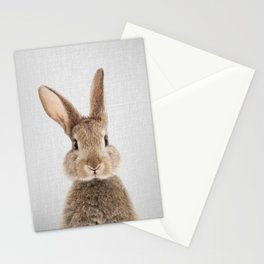 Rabbit - Colorful Stationery Cards