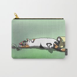 Party Hardy Cat Carry-All Pouch