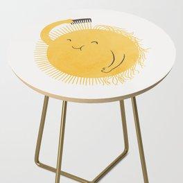 Good Morning, Sunshine Side Table